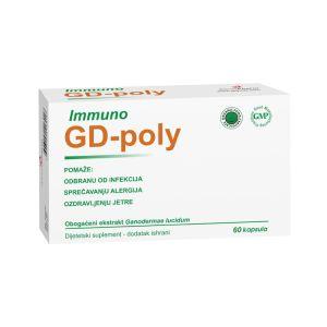 Immuno GD-poly 60 kapsula