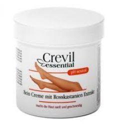 CREVIL kesten krema 250ml za teške i umorne noge, pruža osećaj lakoće u nogama i neguje kožu