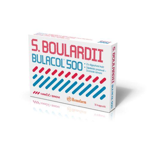 BULACOL 500 kapsule