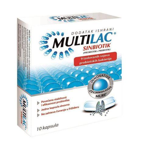 Multilac kapsule