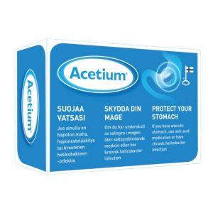 Acetium 60x100mg
