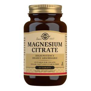 Solgar magnezijum citrat 60 tableta