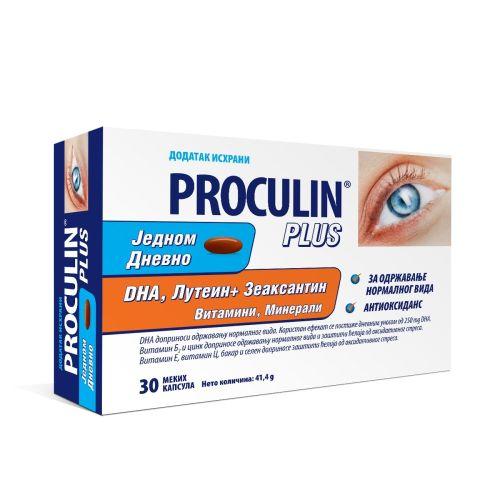 Proculin plus kapsule