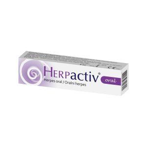 Herpactiv gel za herpes