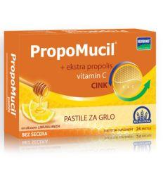 Herbiko Propomucil 24 pastile orange