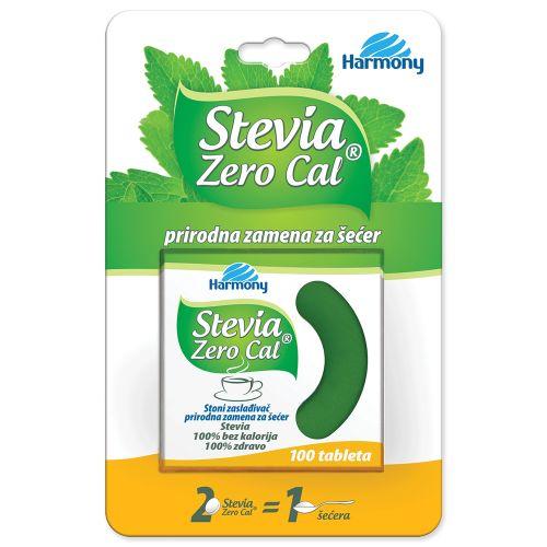 Stevia Zero Cal zaslađivač 100 tableta