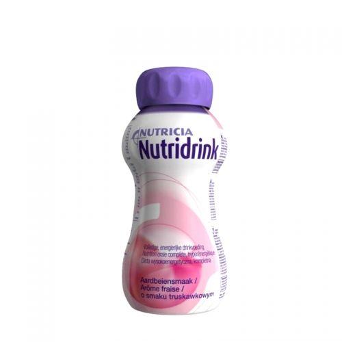 Nutridrink jagoda 200ml