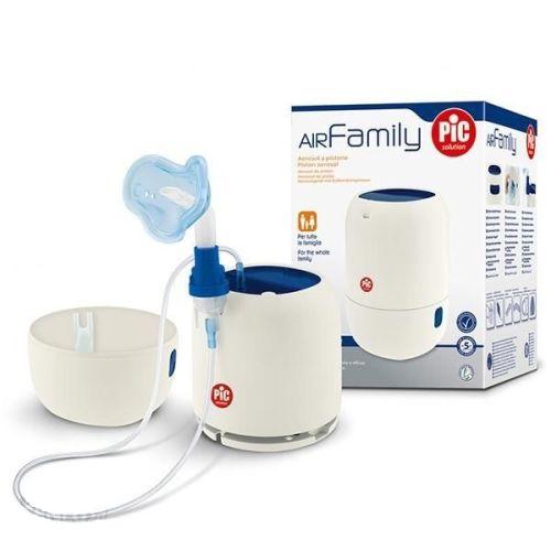 PIC family inhalator