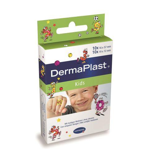 Hartman flasteri DermaPlast kids 20 komada