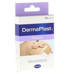 Hartman flasteri DermaPlast sensitive 10 komada