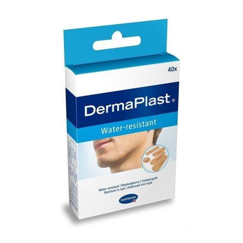 Hartman flasteri DermaPlast water-resistant 40 komada