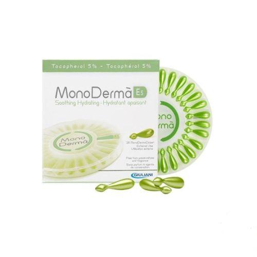 MONODERMA vitamin E ampule za lice A28 - maska za lice