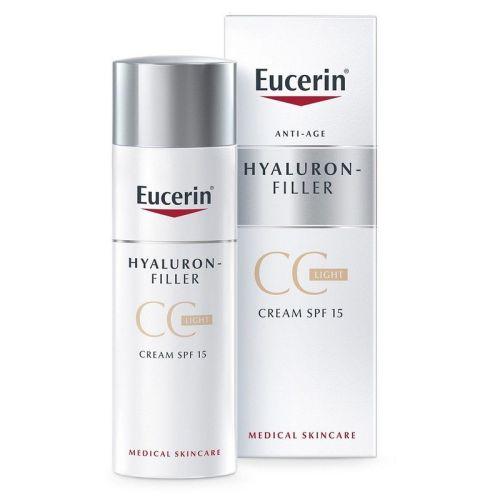 Eucerin HYALURON - FILLER CC krema Svetlija šifra:87921
