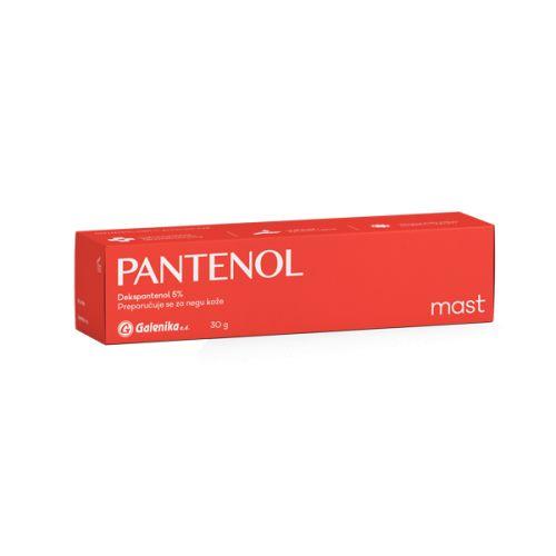 Pantenol mast 5% 30g Galenika