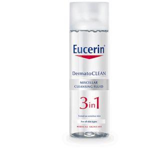 Eucerin DermatoCLEAN 3u1 micelarni rastvor za čišćenje 400ml šifra:69754