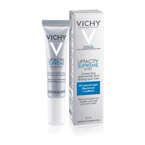 Vichy LIFTACTIV YEUX ZA PODRUČJE OKO OČIJU Krema za područje oko očiju - Nega za područje oko očiju 15 ml