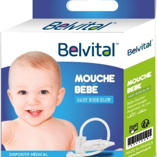 Nosni aspirator Belvital