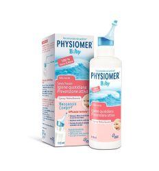 Physiomer baby sadrži u svome sastavu 100% prirodnu, nerazblaženu i izotoničnu morsku vodu