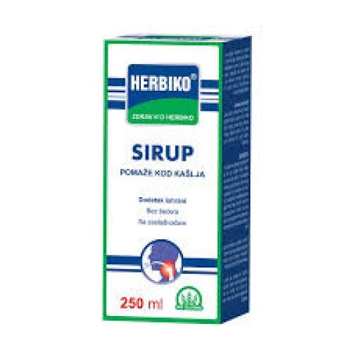 Herbiko sirup 250ml
