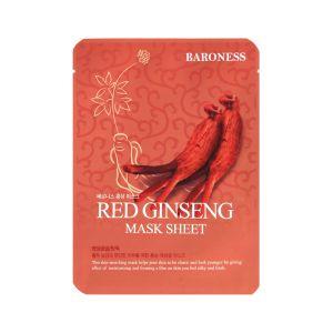 Baroness maska za lice Red Ginseng