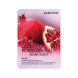 Baroness maska za lice Pomegranate