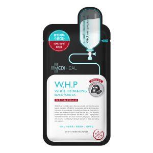 Mediheal W.H.P White Hydranting Black maska za lice