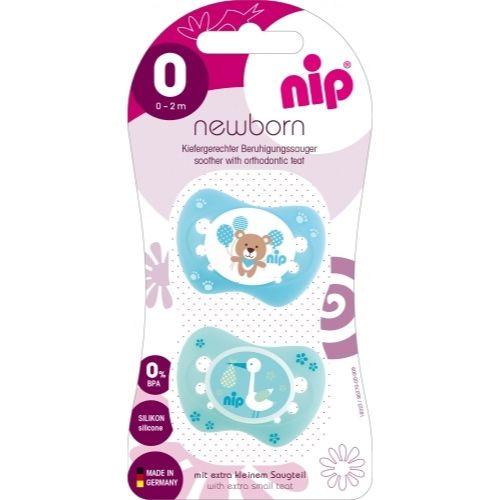 NIP varalica Newborn silikon 2m, 2kom šifra:7130145