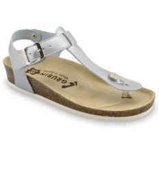GRUBIN ženske sandale japanke TOBAGO 953670 srebrne