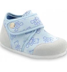 GRUBIN dečje patofne KINDER 055236,plave