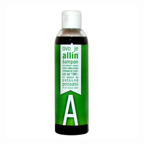 Allin šampon za masnu kosu 200ml