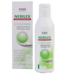 NERILEX šampon protiv opadanja kose sadrži aktivne supstance za pranje - Opadanje kose