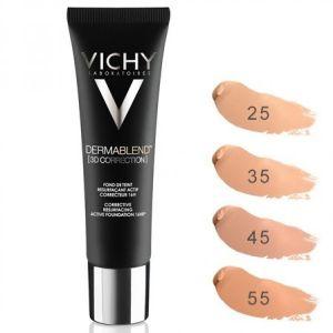 Vichy DERMABLEND 3D tečni puder broj:25