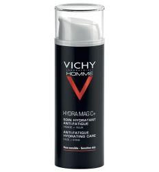 VICHY H HYDRA MAG C+ Hidrantna krema protiv znakova umora za lice i područje oko očiju za  muškarce 50 ml