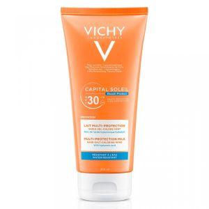 Vichy IDEAL SOLEIL Gel-mleko SPF 30 za mokru i suvu kožu 200 ml