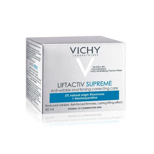 Vichy LIFTACTIV SUPREME dnevna krema za normalnu do mešovitu kožu 50 ml