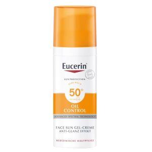 Eucerin SUN gel-krem (oil control) SPF50+ za lice šifra:69767