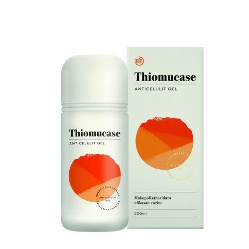 Thiomucase anticelulit gel 200ml