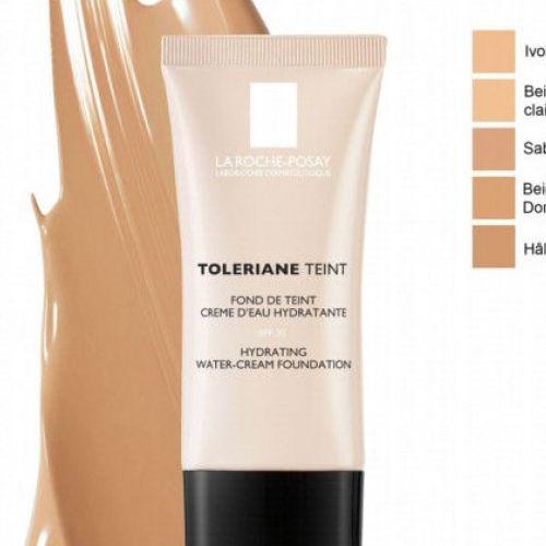 La Roche-Posay tečni puder Toleriane Water Cream broj: 03 (Sand) 30 ml