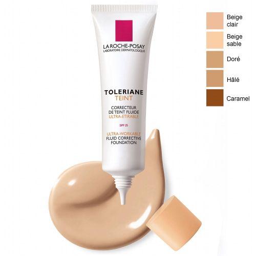 La Roche-Posay tečni puder Toleriane broj:11 (Light beige) 30 ml
