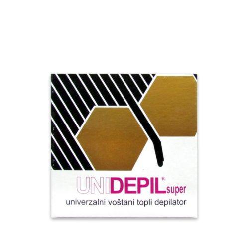 UNIDEPIL efikasno uklanja malje sa lica ili tela - vosak za depilaciju