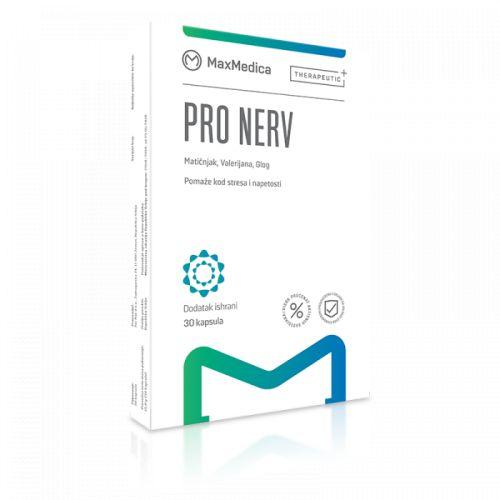 ProNerv MaxMedica 30 kapsula