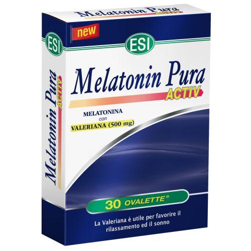 Melatonin Pura Activ 30tableta