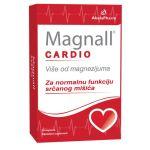 Magnall® Cardio je formulacija magnezijuma, vitamina B6 i vitamina K2, koja pruža podršku vašem srcu i krvnim sudovima u obavljanju fizioloških funkcija