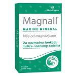 Magnall Magnezijum Marine mineral i vitamin B6 30 kapsula - dijetetski suplementi