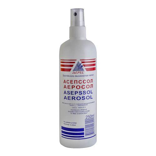 Asepsol 0,1% aerosol 250ml