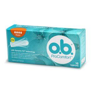 Tamponi OB procomfort  super a16
