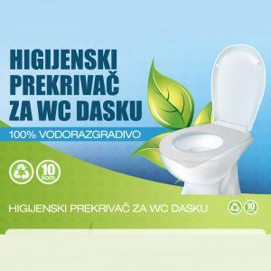 Higijenski prekrivači za wc dasku a10