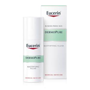 Eucerin DermoPURE matirajući fluid za masnu kožu lica šifra:69691