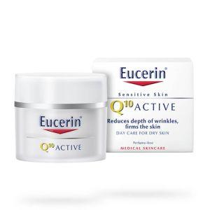 Eucerin Q10 Active dnevna  krema za suvu kožu šifra;63413