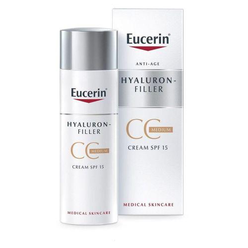Eucerin HYALURON - FILLER CC krema Tamnija šifra:87923